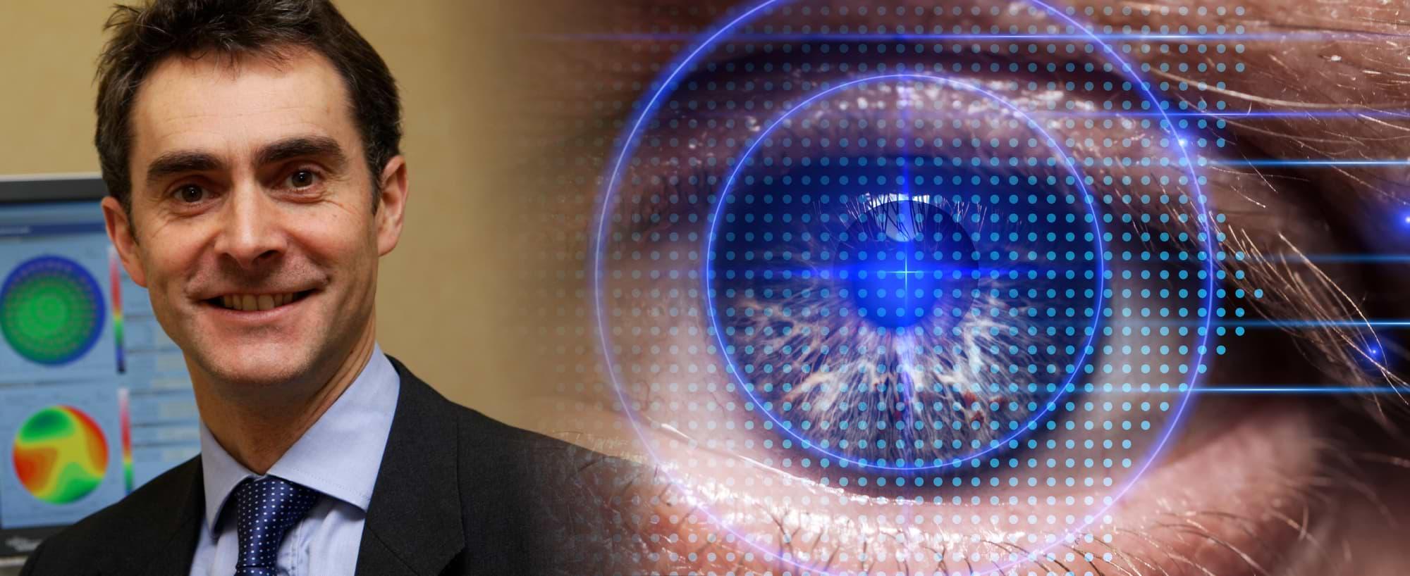 Daniel Byles Cataract Lens Educational Evening Exeter Eye