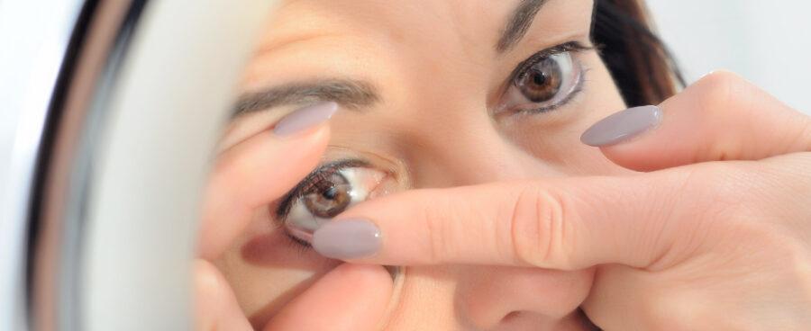 Contact Lens Irritation