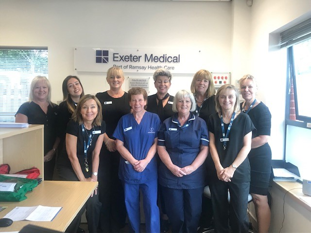 Exeter Medical outstanding CQC Inspection 2019
