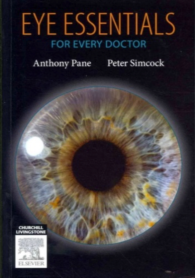 Eye Essentials for every Doctor book by Peter Simcock