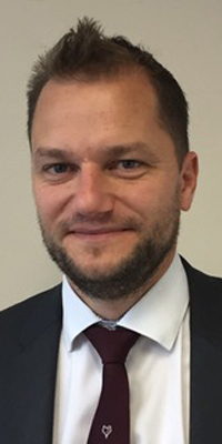 Mr Sam Evans Exeter Eye Consultant Ophthalmic Surgeon