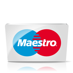 Maestro credit card accepted by Exeter Eye